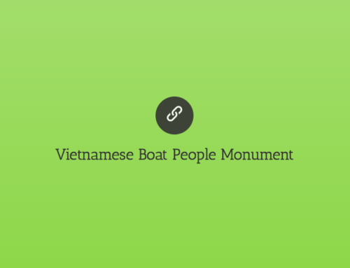 2018 | Vietnamese Boat People Monument