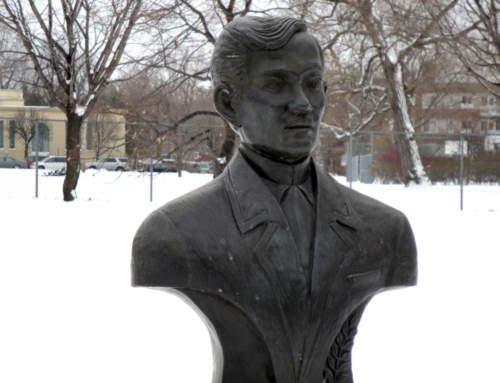 1999 | Buste du Dr José P. Rizal