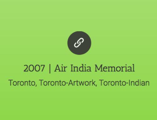 2007 | Air India Memorial