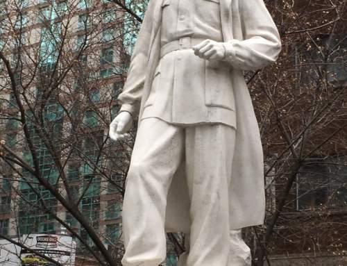 1977 | Monument à Norman Bethune
