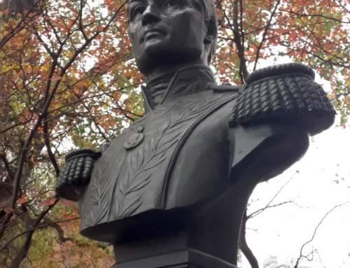 1991 | Buste de Simon Bolivar