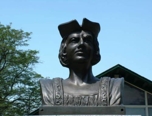 1976 | Monument à Christophe Colomb