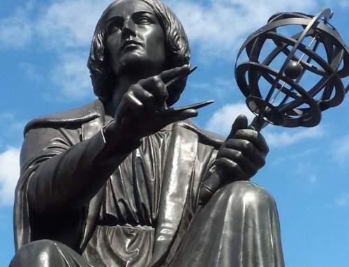 1967 | Monument à Nicolas Copernic