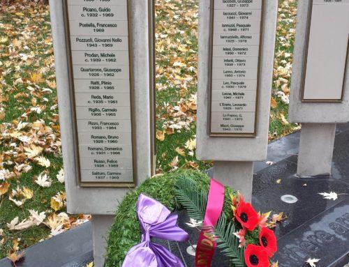 2016 | Italian Fallen Workers Memorial
